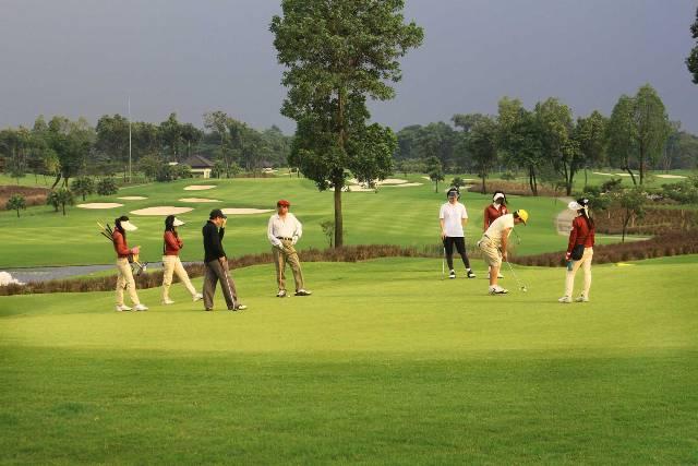 Golf in Jakarta