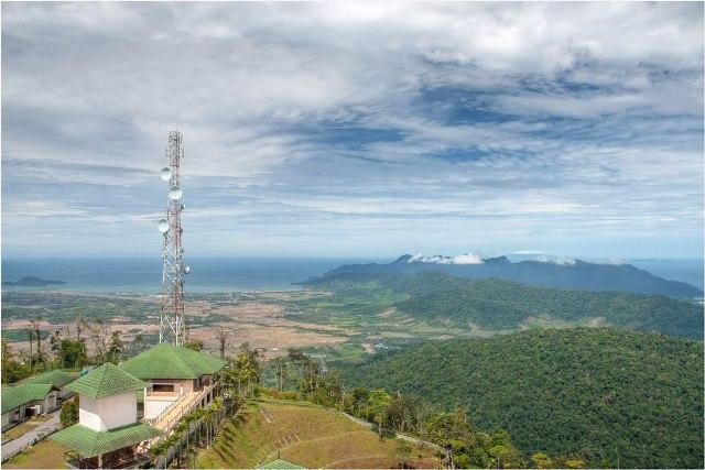 Gunung Raya in Langkawi