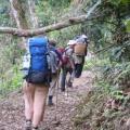 Trekking, Luang Prabang