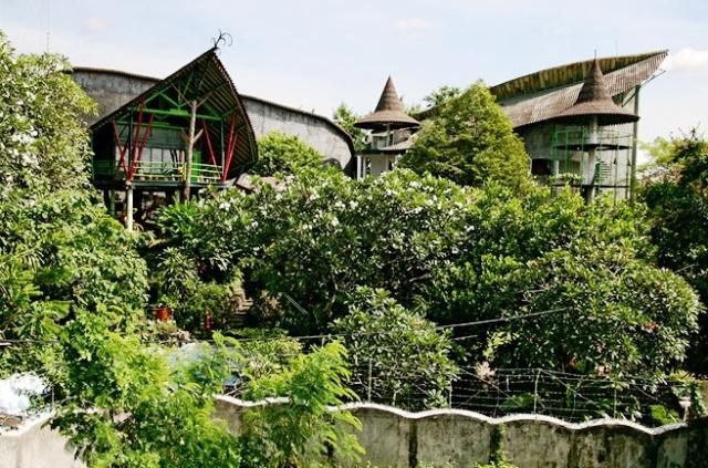 Museum Affandi in Yogyakarta