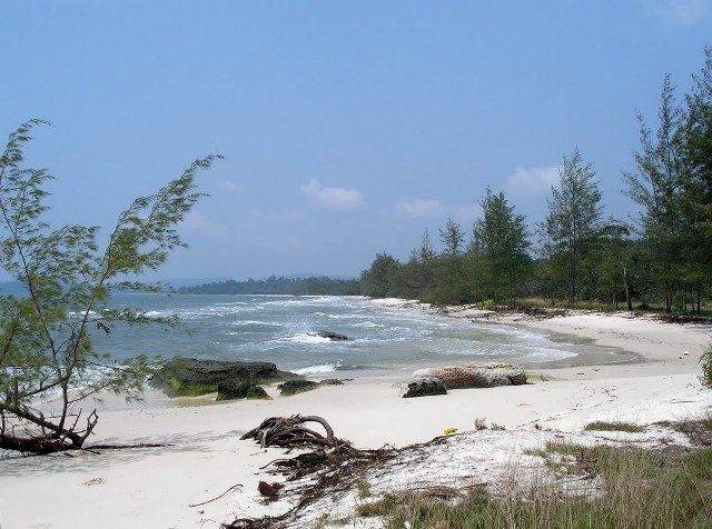 Ream National Park in Sihanoukville