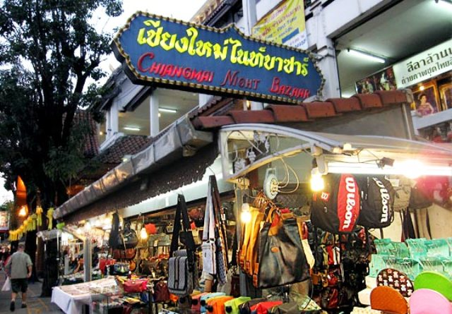 Shopping in Chiang Mai