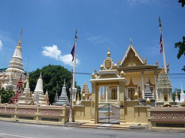 Wat Botum in Phnom Penh