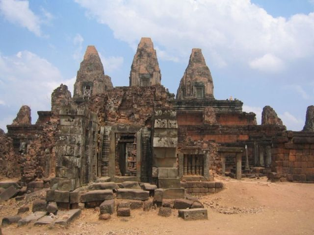 Angkor Archeological Park in Siem Reap