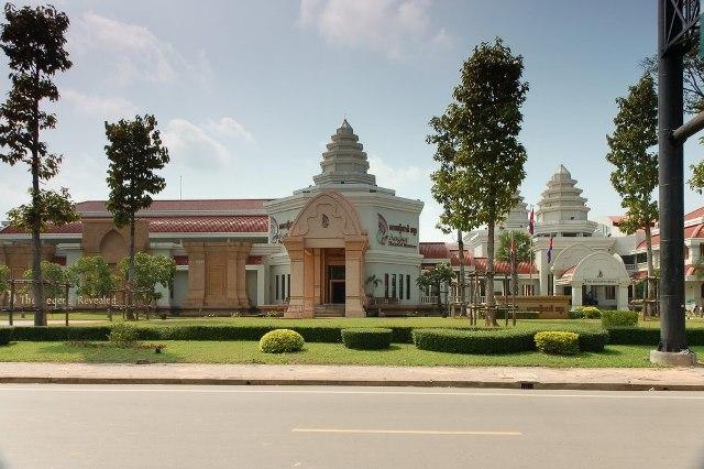 Angkor National Museum in Siem Reap