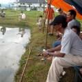 Fishing in Bandung