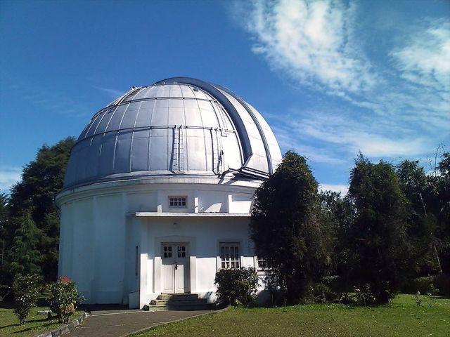 Bosscha Observatorium in Bandung