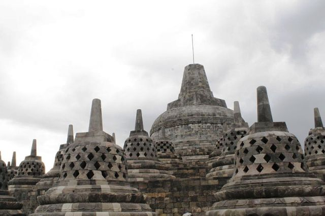 Candi Borobudur in Yogyakarta