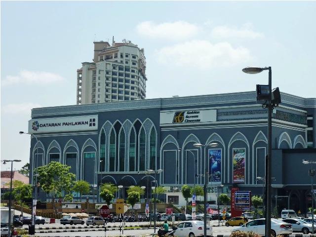 Dataran Pahlawan Mega Mall in Malacca
