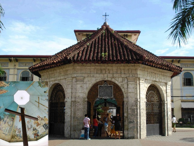 Magellan's Cross in Cebu