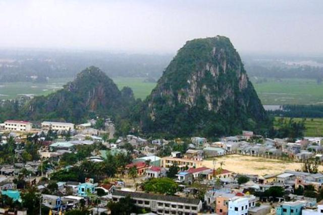 Marble Mountains in Hoi An