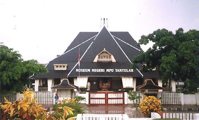 Mpu Tantular Museum in Surabaya