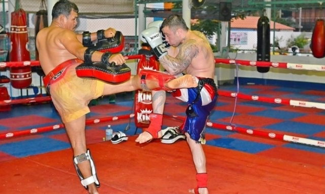 Muay Thai in Pattaya