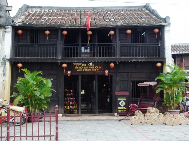 Museum of Folk Culture in Hoi An