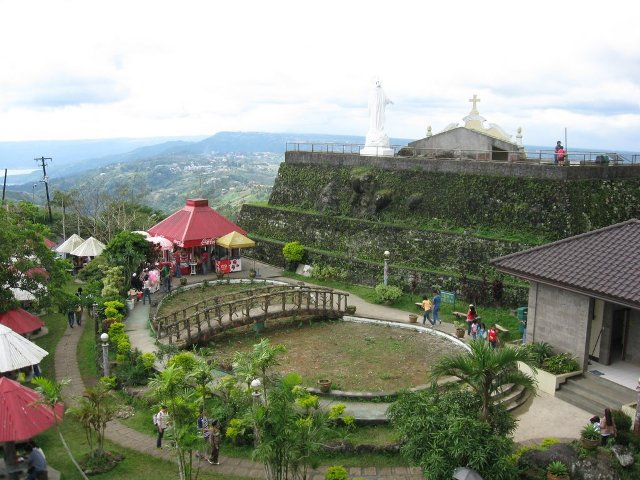 Peoples Park in Tagaytay
