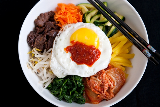 local dish in seoul