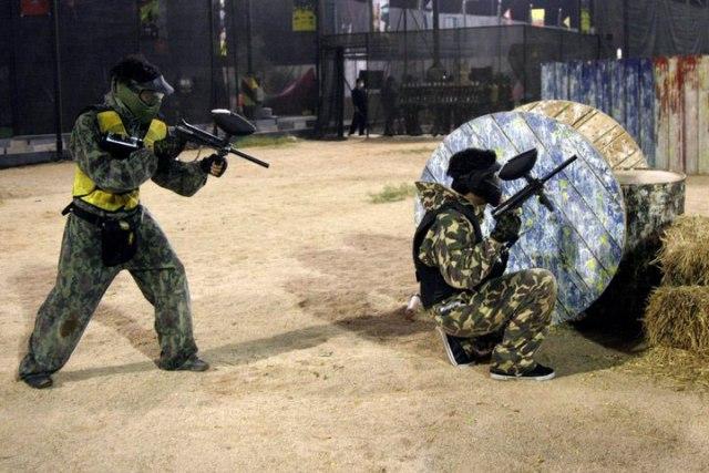 go play paint ball - al khobar