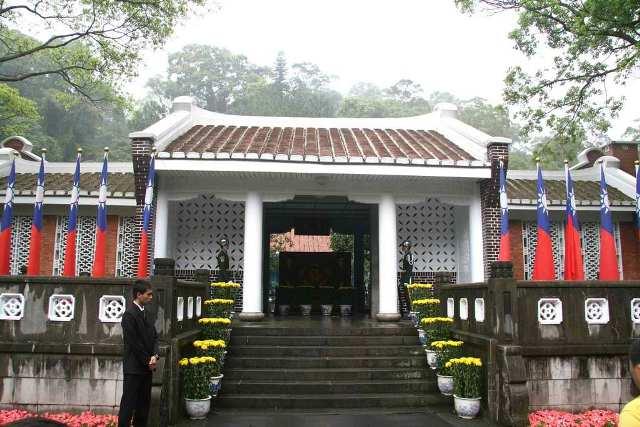 palace, burial, taoyuan, taiwan