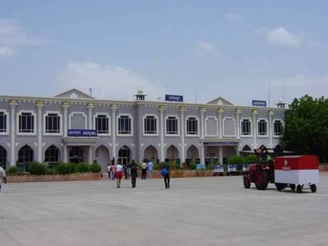 getting to, jodhpur, airport