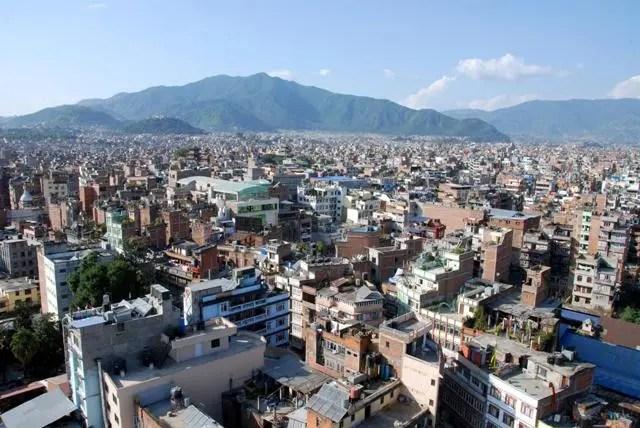 warm weather, kathmandu, nepal