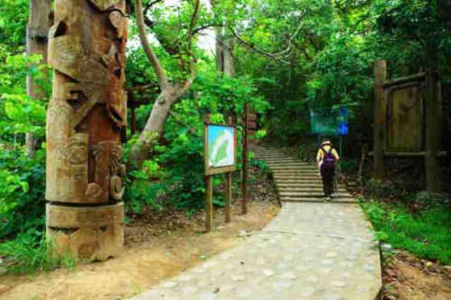 hiking, kaohsiung, taiwan