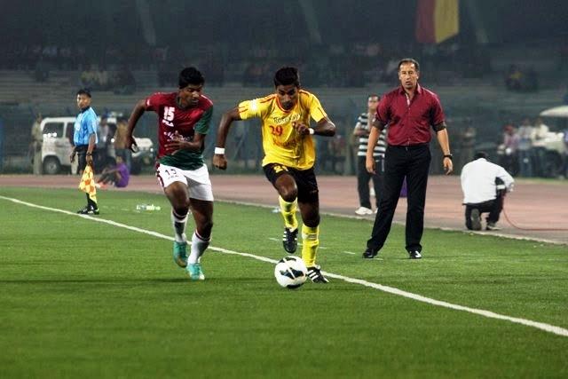 football, calcutta, india