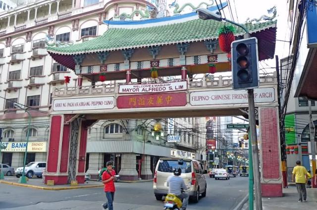 chinatown, manila,