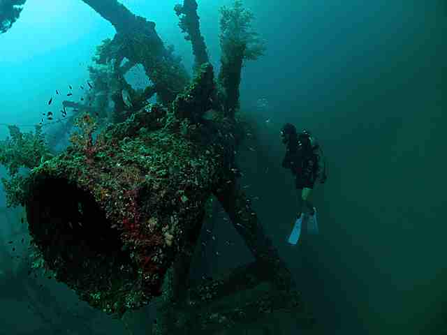 diving, brunei, activity