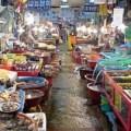 jagalchi, fish market, busan, south korea