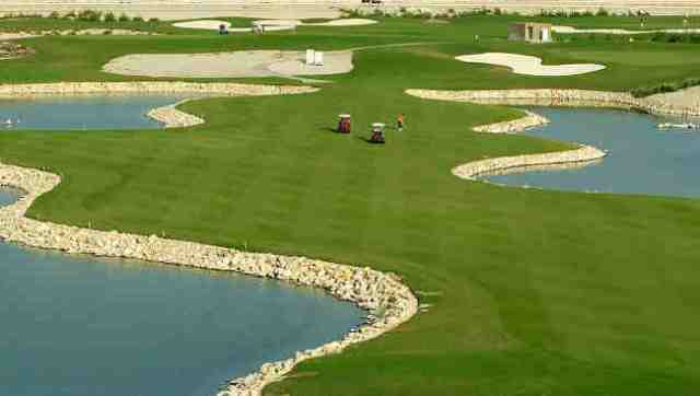 golf, kuwait, activity