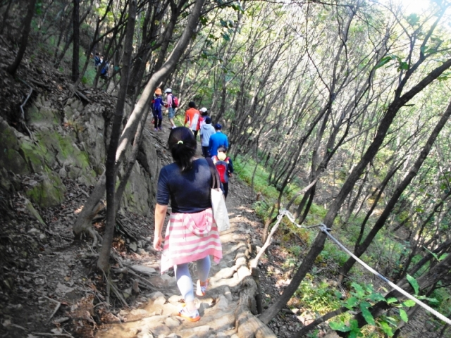hiking, incheon, activity, korea, gyeyang
