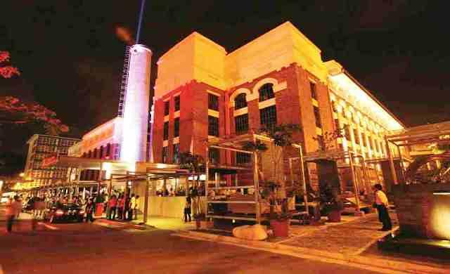 st. james power station, clubbing, nightlife