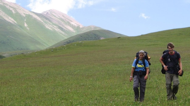 ecotouring, kazakhstan