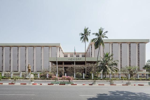 Myanmar - Yangon - Myanmar National Museum - Cushtravel.com