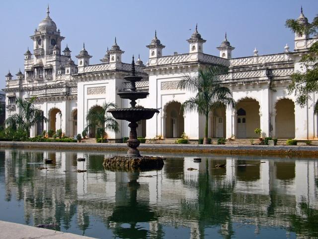 chowmahalla palace, india, hyderabad