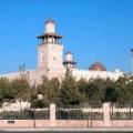 hussein, mosque, amman, jordan