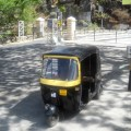 touring around udaipur, indai, auto-rickshaw