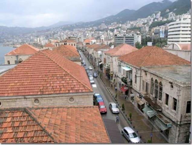 old jounieh, lebanon, jounieh