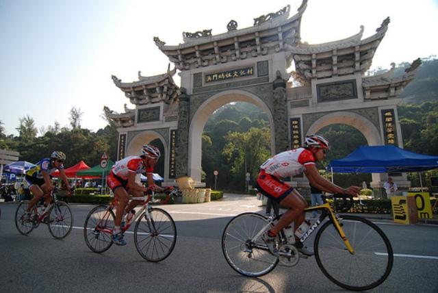biking, cycling, touring, macau