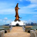 goddess of mercy, kun iam statue, macau