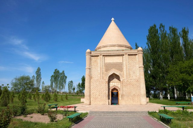taraz, city of taraz, kazakhstan