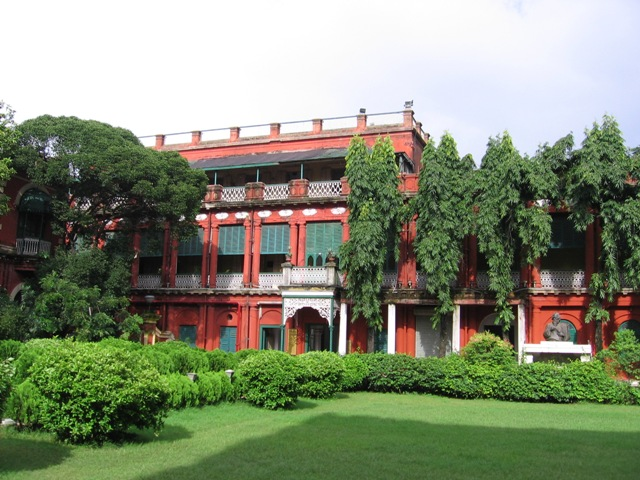tagore house, india, calcutta