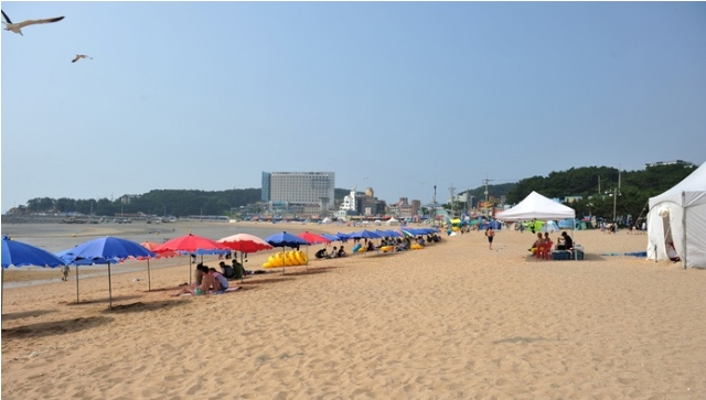 ulwangli beach, korea, incheon