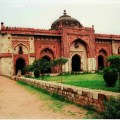 purana qila, in, new delhi