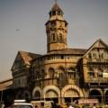 crawford market, mumbai, india