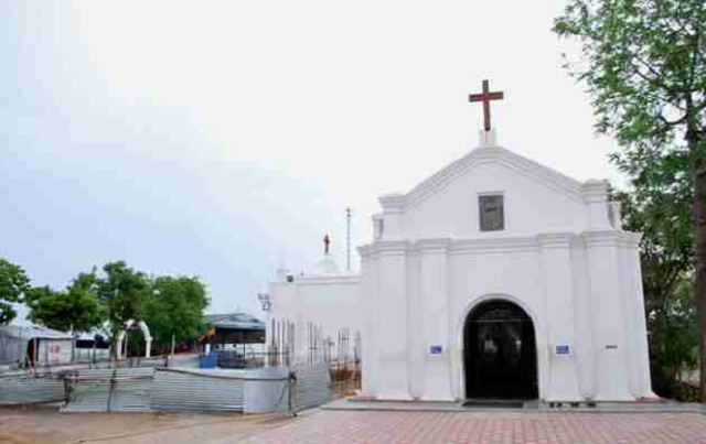 st thomas mount, india, chennai