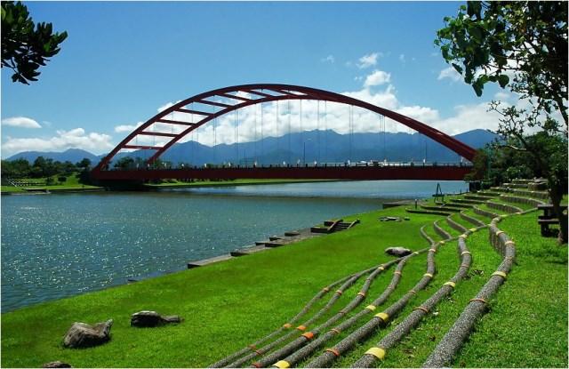 dongshan river, taiwan, yilan