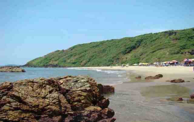 goa, beaches, india,