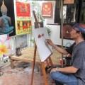 artist village, hun hin, thailand