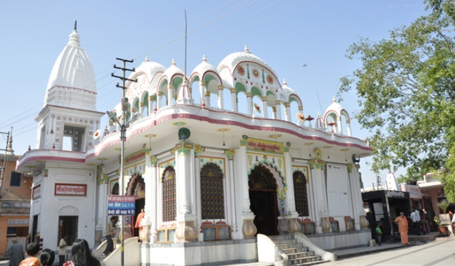 bharat mata temple, india, varansi